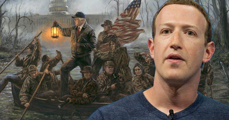 """Tin nóng: Fa.cebook """"𝐜𝐡𝐚̣̆𝐧"""" Trang Chiến dịch Thượng viện của ĐCH ngay trước Bầu cử"""