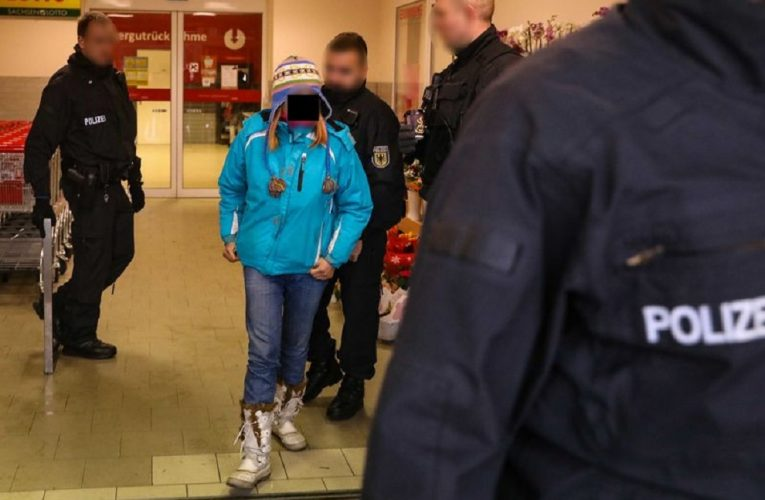 Đức: Báo động tệ nạn trộm cắp có tổ chức của người Việt tại siêu Thị