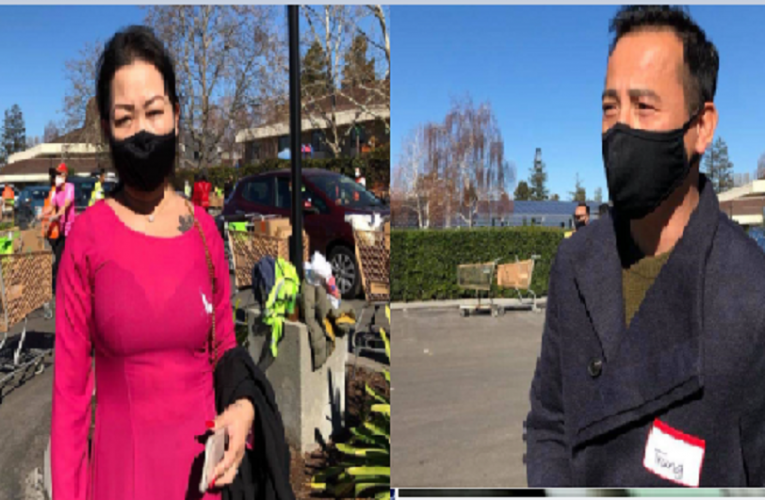 𝐓𝐡𝐮̛𝐨̛𝐧𝐠 𝐓𝐚̂𝐦 hai vợ chồng người Việt tại Califonia nhiễm 𝐂𝐨𝐯𝐢𝐝-𝟏𝟗, một người đã mất