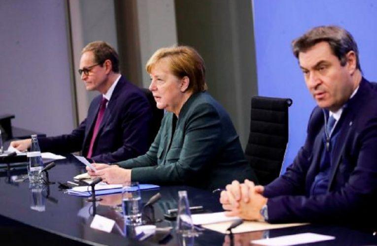 Đức: Chính thức Ngành Nails được mở lại vào ngày 8/3 Ngành Ăn Uống mở vào 22/03