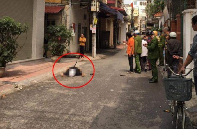 Một người phụ nữ bị đâm gục tại chỗ, 𝘷𝘶̛̀𝘢 𝘹𝘢̉𝘺 𝘳𝘢 tại ngõ Đặng Kim Nở thuộc địa phận Cát Dài – Lê Chân – Hải Phòng