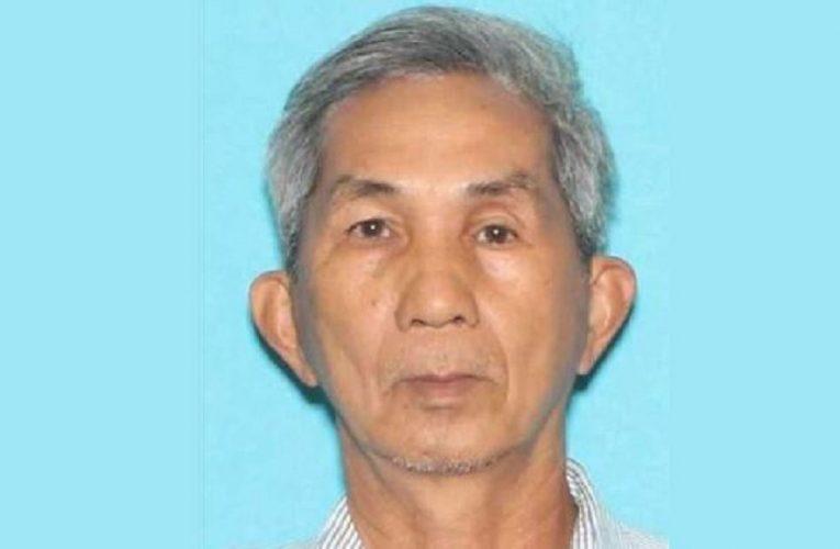 Người đàn ông Việt 76 tuổi ở Houston mất tích