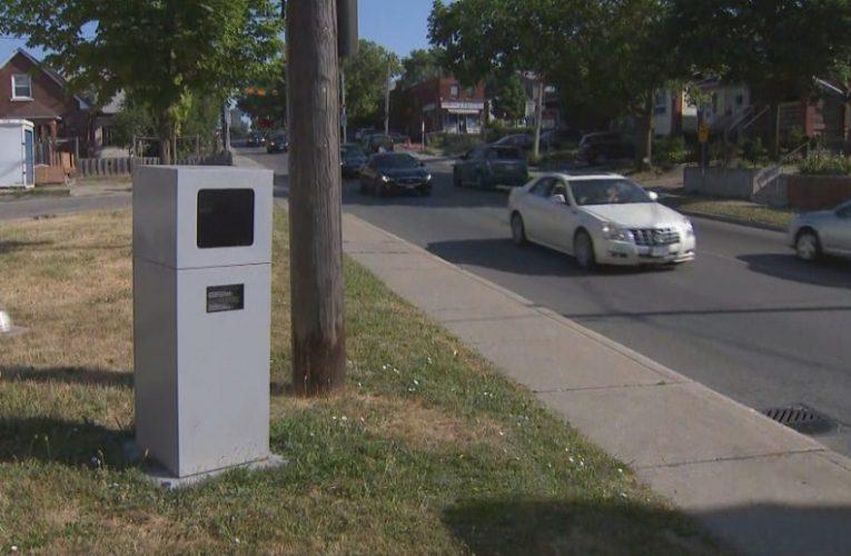Toronto sẽ cài đặt camera đo tốc độ tại 50 địa điểm mới
