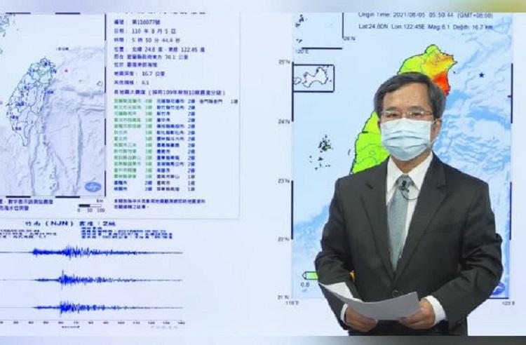 Đài Loan: Đề phòng dư chấn ĐỘNG ĐẤT trong 2 tuần tiếp theo