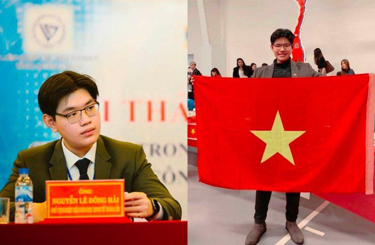 Nguyễn Lê Đông Hải: Đỗ 21 trường đại học, làm lãnh đạo ở tuổi 18
